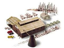 Walthers 933-3236 - Sägewerk Mountain Lumber Co Sawmil - Spur N - NEU