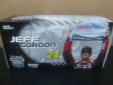 Jeff Gordon 2015 DAYTONA 500 POLE WINNER 1/24 Chevy SS NASCAR