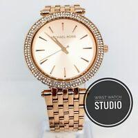 Michael Kors MK3192 Darci Rose Gold Ladies Watch