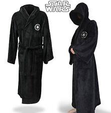 Star Wars Brown Jedi/Black Sith Robe Bathrobe Cape Cloak Cosplay Costume Attire