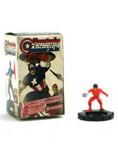 Marvel Heroclix Captain America Klaw #210 Gravity Feed Figure New with Card