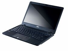 FUJITSU LIFEBOOK SH771 i7 3.5GHz 8GB RAM SSD limited edition black+blue WIN7 DVD