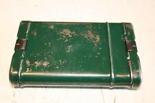 WW2 /Post War German K98 Mauser Cleaning Kit Tin With Contents