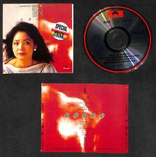 Taiwan Teresa Teng 鄧麗君 邓丽君 Greatest Hits Polygram Rare Singapore CD FCS8158