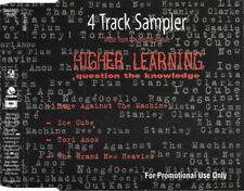 Compilation ‎Maxi CD 4 Track Sampler : Higher Learning (Question The Knowledge)