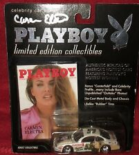 Playmate Carmen Electra Autograph Playboy Limited Edition Car IN-PERSON