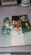 COMPLETE 1966 HOCKEY SET - EX VINTAGE CONDITION - B&W PIX - 108 PLAYERS
