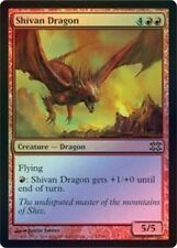 MTG Magic The Gathering From The Vault Shivan Dragon Foil Card