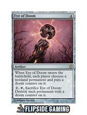 4x Eye of Doom (Commander 2013) SP or Better Mtg ~Flipside2~