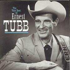 Ernest Tubb : The Very Best Of Ernest Tubb CD (1997) ***NEW***