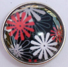 Snap It Button Charm Fit Ginger Snaps Style Jewelry