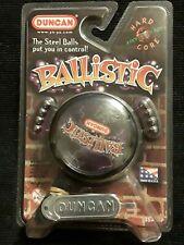Duncan Ballistic Yo Yo, black, 3520XP, 1999, NIB