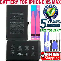 3174mAh Replacement Battery iPhone XS MAX Complete Tool Kit  5 year Warranty