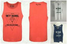 Markenlose Herren-T-Shirts mit Rundhals-Basic