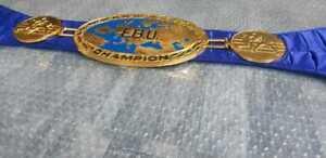 EBU WORLD Boxing Champion Ship boxing Belt Adult size