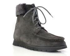 hot sale online ee686 68628 Sioux Grash Gr.40,5 Damen Schuhe Stiefel Stiefeletten Winter Fell Leder  Grau Neu