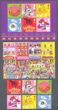 Jersey -60,s popular Culture set-min sheets-souvenir sheet mnh 2018