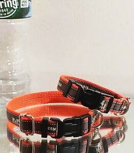 LaGucci MICRO Collar Altered State Herm Please Necks 8-10.5 in Ret.$50 🐕