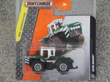 MATCHBOX 2014 #113/120 Acre Machine Vert/blanc mbxconstruction étui E NOUVEAU