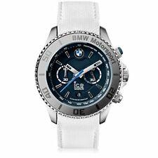 IceWatch 001478 BMW Motorsport Herren Armbanduhr Design Quarz Uhr sportlich weiß