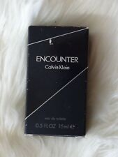 Calvin Klein ENCOUNTER Eau de Toilette .5 fl. oz. for Men MINI Travel