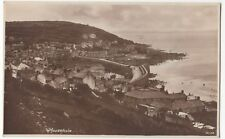 Cornwall; Mousehole RP PPC Unposted, By WH Smith, c 1930's View Of Harbour