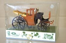 Brumm série historique 2 open landulet 18th c city transport buggy wagon na