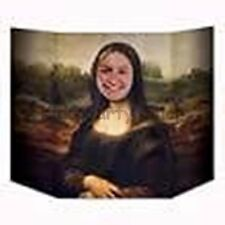 MASTERPIECE SMILE MONA LISA PHOTO PROP -BIRTHDAY PARTY