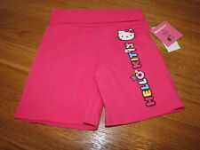 Girls Hello Kitty pink long Shorts 3T 3 HK55258 NWT^^