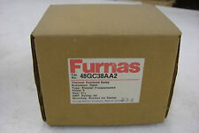 New Furnas 48GC38AA2 Thermal Overload Relay