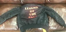 THE WEEKND X Legend Of The Fall Tour Bomber Jacket X Alpha Industries. SIZE: S