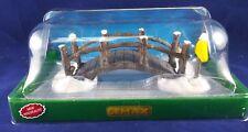 Lemax Table accent Split Rail Footbridge item number 63276