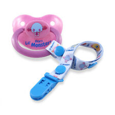 Adult Baby Lil Monsters Pacifer Nuk Size 6 AB/DL Dummy soother Sissy DDLG Paci