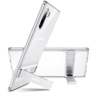 ESR Air Shield Boost Kickstand Rear Case for Samsung Galaxy Note 10 - Clear