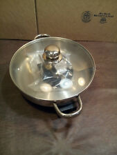 """INNOVA  11"""" ELECTRIC SKILLET WITH LID 18/10 STAINLESS"""