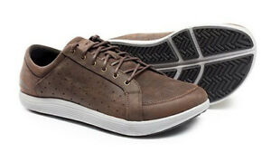 Altra CAYD Work Shoe Zero Drop Cushioned Barefoot Mens Leather X wide Was £120