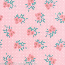 MODA Fabric ~ KINDRED SPIRITS ~ by Bunny Hill (2891 12) Pink - by 1/2 yard