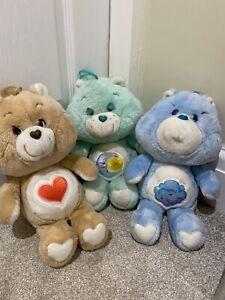 Vintage Care Bears Plush Cuddly Bears 🐻