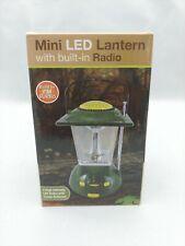 Brand New Mini LED Lantern with Built-in Radio