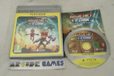 RATCHET & CLANK A CRACK IN TIME PLAYSTATION 3 PS3 (vendeur pro)