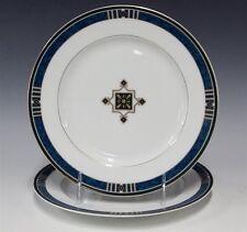 "(2) WEDGWOOD Embassy Collection KENYON Pattern - Salad / Dessert Plate 8.25"""