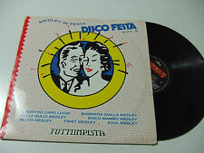 Disco Festa Vol. 5 - Tutti In Pista -Disco Vinile  LP Compilation ITALIA 1992
