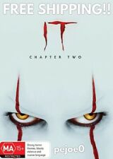 It Chapter Two 2 DVD Reg 4 FREE POST! (2019) New!