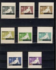 ++ 1976 Olympic Games 2,75 Nominal in Different Colour Thick Paper