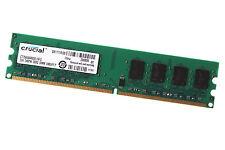 2GB 2Rx8 PC2-6400U DDR2 800MHz DIMM CPU Desktop Memory RAM (Letel)Green FA3