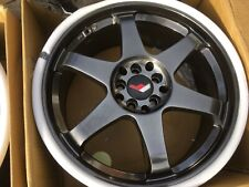 18 pulgadas tomason tn4 8.5x18 el círculo de agujeros 5x110 et30 Opel saab Fiat