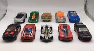 Job Lot Of Hot Wheels Diecast Toy Cars Muscle Cars Etc...  Play Worn