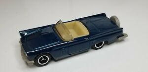 2017 Matchbox '57 Ford Thunderbird Convertible Blue -Open Roadsters 5-Pack MB042