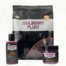 Dynamite Baits Mulberry Plum Hi Attract Range - 15mm/20mm Boilies, 15mm Pop Ups