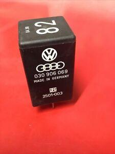 VW 030 906 069 GOLF,POLO CAR,RELAY CONTROL UNIT IDLE STABILISATION,